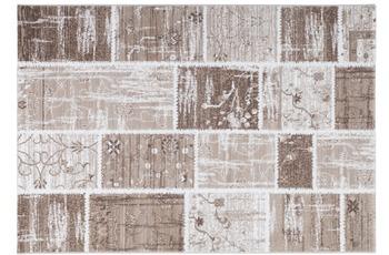 Kayoom Patchwork-Teppich Edessa Sand