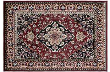 Kayoom Teppich Egypt - Assuan Rot 240 x 330 cm