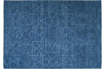 Kayoom Teppich Ganges 510 Blau 80cm x 150cm