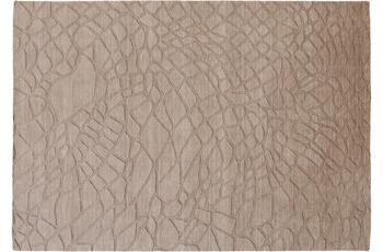Kayoom Teppich Ganges 710 Braun 120cm x 170cm