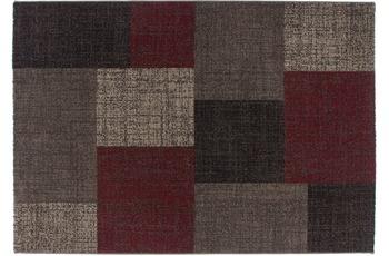 Kayoom Patchwork-Teppich Geneva Rot