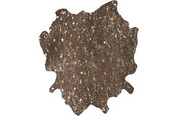Kayoom Rinderfell Glam 110 Braun /  Gold