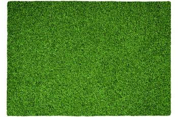 Kayoom Hochflor-Teppich Grass 110 Grün