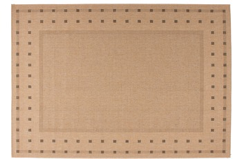 Kayoom Teppich Halmstad Mais /  Beige 60cm x 200cm