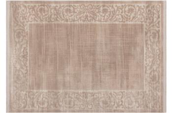 Kayoom Vintage-Teppich Hinnavaru Hellbraun