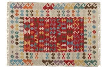 Kayoom Teppich Kilim de Luxe 145 Multi
