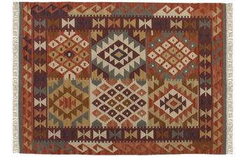 Kayoom Teppich Kilim de Luxe 175 Multi