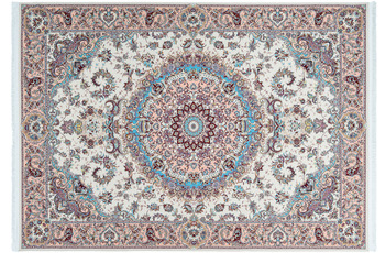 Kayoom Teppich Kuwait - Salmiya Elfenbein 240 x 330 cm