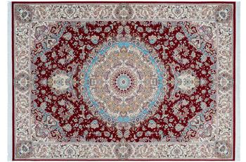 Kayoom Teppich Kuwait - Salmiya Rot 200 x 290 cm