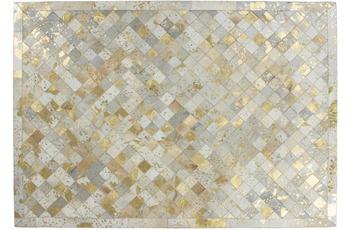 Kayoom Teppich Lavish 210 Elfenbein /  Gold