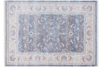 Kayoom Vintage-Teppich Lhasa Grau 80cm x 150cm