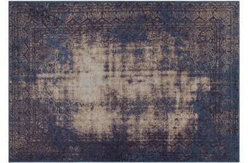 Kayoom Vintage-Teppich Little Bay Blau