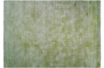 Kayoom Viskose-Teppich Luxury 110 Edelgrün