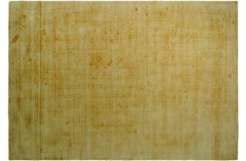 Kayoom Viskose-Teppich Luxury 110 Gelb