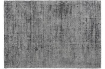 Kayoom Viskose-Teppich Luxury 110 Grau /  Anthrazit 120cm x 170cm