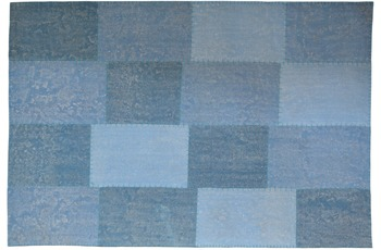 Kayoom Teppich Lyrical 110 Multi /  Blau