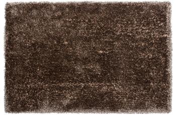 Kayoom Hochflor-Teppich Macas Nougat 60cm x 110cm