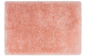 Kayoom Hochflor-Teppich Macas Pastell-Apricot 60cm x 110cm