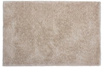 Kayoom Hochflor-Teppich Macas Sand 60cm x 110cm