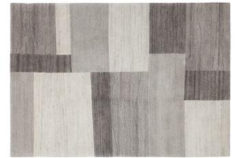Kayoom Patchwork-Teppich Mandalay Grau