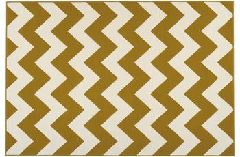 Kayoom Teppich Manolya 2095 Elfenbein /  Gold