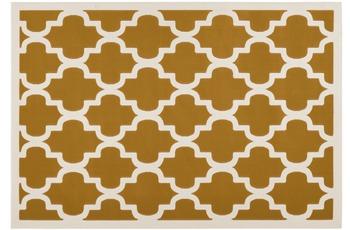 Kayoom Teppich Manolya 2097 Gold /  Elfenbein
