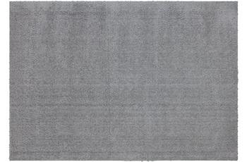 Kayoom Hochflor-Teppich Manzini Silber