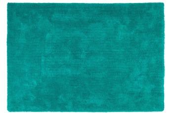 Kayoom Hochflor-Teppich Nikosia Aqua-Grün