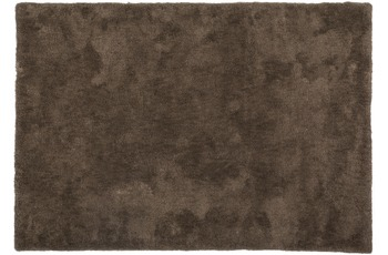 Kayoom Hochflor-Teppich Nikosia Taupe