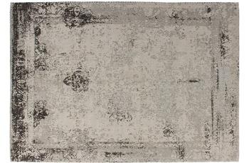 Kayoom Vintage-Teppich Nostalgia 285 Anthrazit