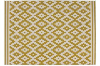 Kayoom Teppich Now! 300 Elfenbein /  Gold