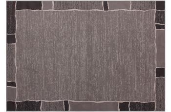 Kayoom Teppich Oklahoma Silber 60cm x 110cm