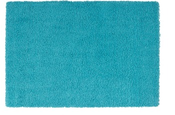 Kayoom Hochflor-Teppich Oslo Blau