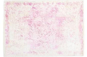 Kayoom Viskose-Teppich Otavi Pink