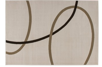 Kayoom Patchwork-Teppich Rohullah 4010 Elfenbein 190cm x 280cm