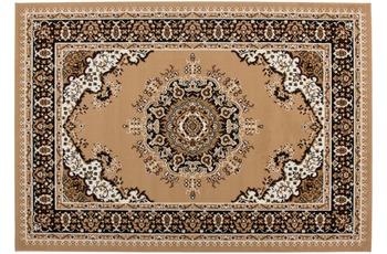 Kayoom Patchwork-Teppich Rohullah 6010 Beige