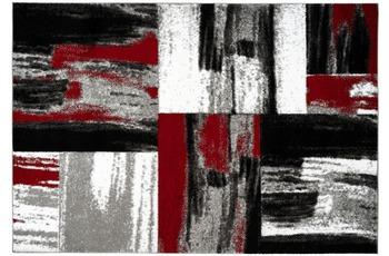 Kayoom Teppich Dominica - Roseau Rot 200 x 290 cm