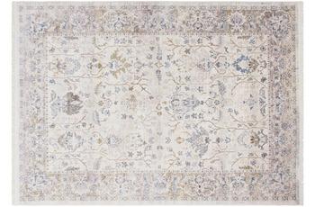 Kayoom Vintage-Teppich Shannan Beige 80cm x 150cm