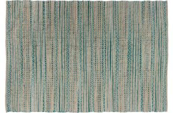 Kayoom Jute-Teppich Sienna 710 Hellgrün
