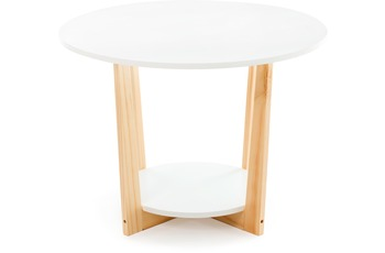 Kayoom Tisch /  Coffeetable Pure Living Weiß