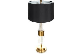 Kayoom Tisch- /  Stehlampe Plasma 110 Schwarz /  Gold /  Weiß