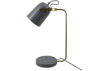 Kayoom Tischlampe Caroline 487 Grau