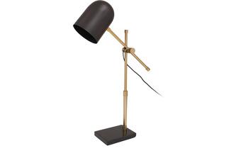 Kayoom Tischlampe Celeste 125 Schwarz /  Gold