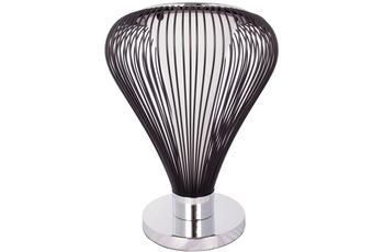 Kayoom Tischlampe Exota 810 Schwarz