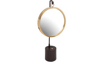 Kayoom Tischspiegel Eleganca 225 Schwarz /  Gold