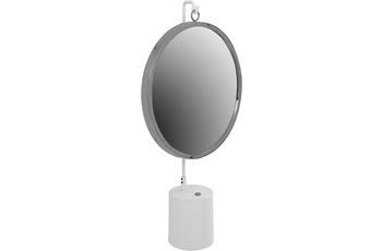 Kayoom Tischspiegel Eleganca 325 Weiß /  Silber