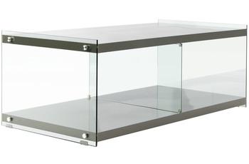 Kayoom TV-Tisch Elementary 125 glänzend Grau