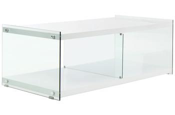 Kayoom TV-Tisch Elementary 125 glänzend Weiß