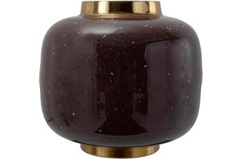 Kayoom Vase Art Deco 325 Braun /  Multi