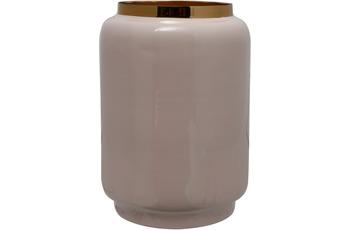Kayoom Vase Art Deco 445 Elfenbein /  Gold